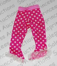NEW Monster High Dead Tired Draculaura Doll Pajamas Capri Pants Replacement Loos