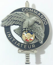 Brevet COMMANDO INITIATEUR CNEC C.N.E.C Centre National d'Entraînement Commando