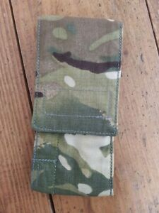 RAF Aircrew / British Army / UKSF J KNIFE CUTTER Molle Pocket / Pouch MTP - NEW