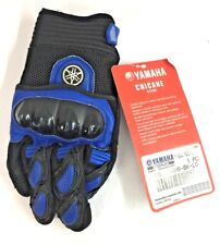 Yamaha Men's Right Hand Chicane Motorcycle Shifter Glove Leather Size Large