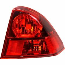 2003 2004 2005 HONDA CIVIC SEDAN/HYBRID TAIL LAMP LIGHT PASSENGER SIDE RIGHT