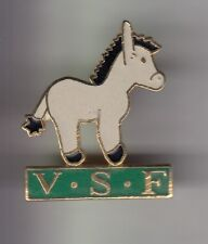 RARE PINS PIN'S .. ANIMAL ANE DONKEY BAUDET VETERINAIRE VETERINARY VSF EMAIL ~DA