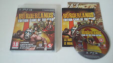 BORDERLANDS EDITION GAME OF THE YEAR - SONY PLAYSTATION 3 - JEU PS3 COMPLET