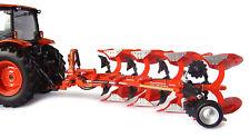 Kubota RM 2005v Mounted Plough 1 32 Model 4930 Universal Hobbies