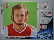 Panini 268 Daley Blind Ajax Amsterdam UEFA CL 2012/13