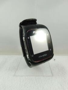 Polar M400 GPS Laufuhr Gehäuse mit Sensor für Fitnessuhr Sportuhr schwarz