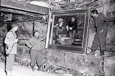 WW2 - Allemagne - Mine de sel de Merkers - Œuvres d'art volées par les Nazis