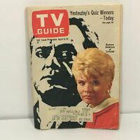 TV Guide April 6-12 1968 Barbara Anderson of Ironside Magazine
