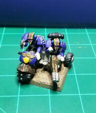 Warhammer 40K Space Marine Attack Bike Rogue Trader Metal Lot #12