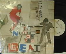 GEBRUDER TEICHMANN ~ The Number Of The Beat ~ 2 x VINYL LP GERMAN PRESSING