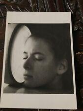 Postcard. Modern. Famous Photographers. Werner Bischof. Zurich 1944.