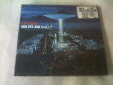 CATATONIA - MULDER AND SCULLY - UK CD SINGLE