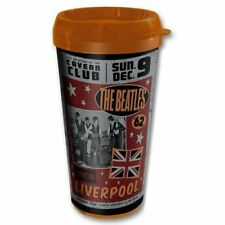 BEATLES Travel Mug Tazza da viaggio Cavern Club OFFICIAL MERCHANDISE
