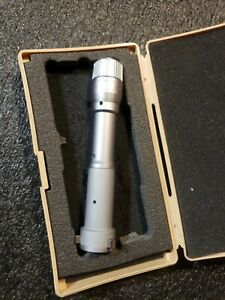 """MITUTOYO 1.0-1.2"""" HOLTEST INTERNAL MICROMETER"""