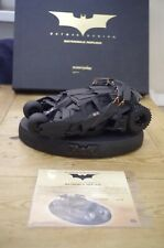 Batman Begins DC Batmobile Replica Limited Edition Cristian Bale