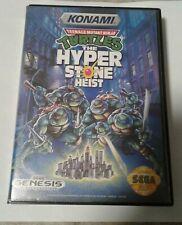 New ListingTeenage Mutant Ninja Turtles: The Hyperstone Heist Sega Genesis