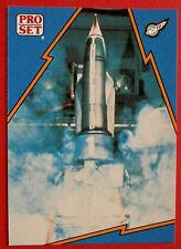 Thunderbirds PRO SET - Card #013, Thunderbird 1 Launch Bay - Pro Set Inc 1992