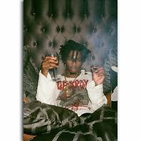 280498 Playboi Carti Hip Hop Rap Music Singer Rapper Star POSTER PRINT DE