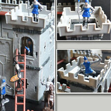 Medieval Castle Toy Knights Game Soldiers Infantry Accessory Playset History