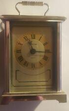Bulova Carriage Clock B 1304