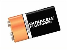 Duracell - 9v Cell Plus Power Battery Pack of 1 MN1604/6LR6 - S3565