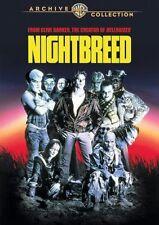 NIGHTBREED DVD BRAND NEW AND SEALED REGION 2