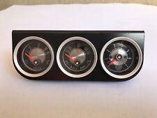 Set Gauges Volt. Water Temp Oil Press Ford Maverick 52mm
