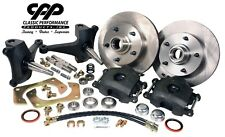 "65-72 Ford F100 F-100 Truck 12"" Rotor Disc Brake Conversion Kit Modular Spindle"