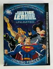 New listing Justice League Unlimited Joining Forces (Dvd, 2005) New