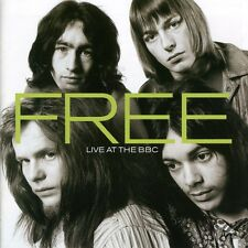 Free - Live at the BBC [New CD] Holland - Import
