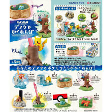 Pokemon Re-Ment Diorama Hide and Seek Desktop Figure Collection - Complete Se...