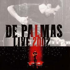 De Palmas 2xCD Live 2002 - France (EX+/EX+)