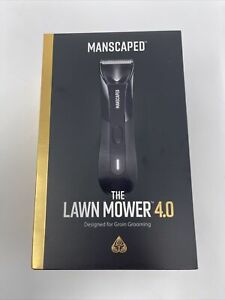 NEW Manscaped THE LAWN MOWER 4.0 Electric Manscaping Groin Hair Trimmer SkinSafe