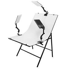 Fotostudio-zubehör Aufnahmetisch Fototisch Profi Smart Mit Lichtzelt 1212 HöChste Bequemlichkeit