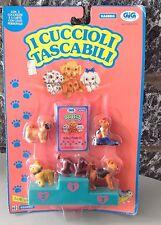 Vintage  90s# G1 Puppy In My Pocket  Rare Puppy  Playset #Mosc