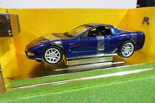 CHEVROLET CORVETTE Z06 2003 au 1/18 AMERICAN MUSCLE ERTL 33497 voiture miniature