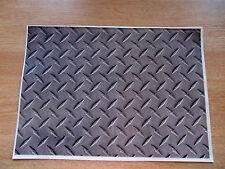 """Sticker Bomb sheet - """"Diamond"""" Checkerplate pattern - A4 size"""