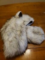 Spirithoods - White/Arctic Faux Fur Hood (pre owned)