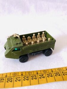 MATCHBOX SUPERFAST PERSONAL CARRIER BELLISSIMO VINTAGE