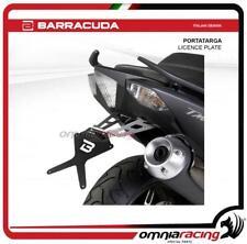 Barracuda Kit Portatarga regolabile in alluminio per Yamaha Tmax 530 2012>2016