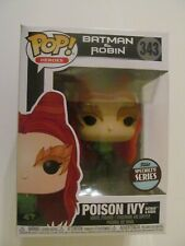 Funko Pop! Vinyl - Batman and Robin #343 - Poison Ivy - Specialty Series