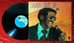 LP Sammy Davis jr.: Now (MGM 2315 104) D 1972 incl. Candy Man