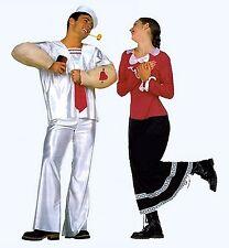 La Mendola Costume Sailorman 8735 White Large/XL