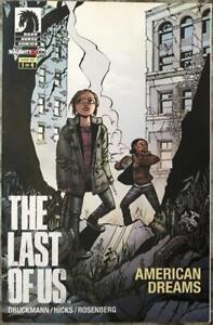 Last of Us American Dreams #1 2013 1st Ellie Dark Horse Comic Book Naughty Dog