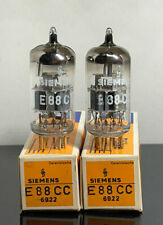 1 Tube Siemens Halske CCA 6922 E88cc (809022)