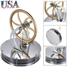 Stirling Engine Motor Low Temperature Kit Heat Steam Science Education Model Toy