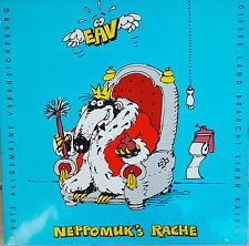 """12"""" LP Erste Allgemeine Verunsicherung - Neppomuks Rache,MINT-,+ Comic,Columbia"""