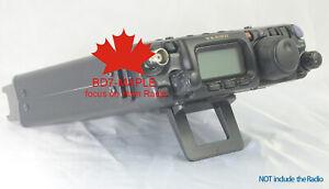 Special folder Holder Stand for Yaesu FT-817ND ft-818 ft-817 HF transceiver