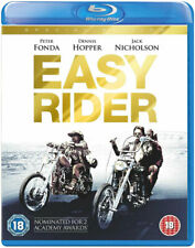 EASY RIDER [Blu-ray] (1969) Peter Fonda, Dennis Hopper Classic Movie Special Ed.