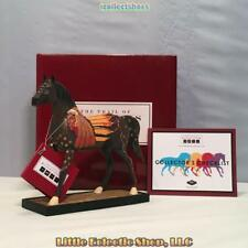 Retired 1E Painted Ponies 12263 DREAMWALKER #3805 Resin Native Horse Figurine